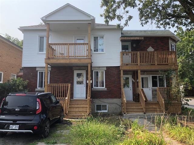Quadruplex à vendre à Longueuil (Le Vieux-Longueuil), Montérégie, 738 - 744, Rue  Marmier, 23565975 - Centris.ca