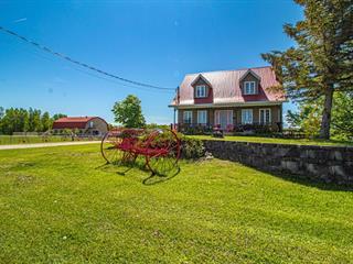 Fermette à vendre à Lévis (Desjardins), Chaudière-Appalaches, 450Z, Chemin des Sables Ouest, 22513305 - Centris.ca