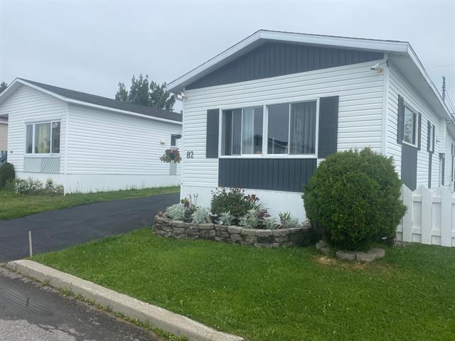 Mobile home for sale in Sept-Îles, Côte-Nord, 82, Rue des Bouleaux, 22156454 - Centris.ca