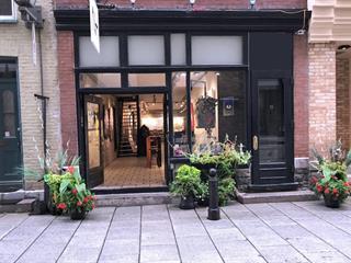Commercial unit for sale in Québec (La Cité-Limoilou), Capitale-Nationale, 31, Rue du Sault-au-Matelot, 25713172 - Centris.ca
