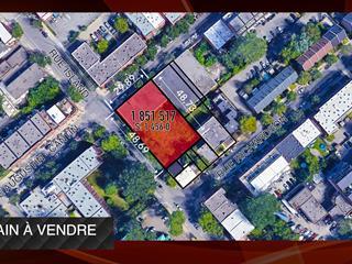 Terrain à vendre à Montréal (Le Sud-Ouest), Montréal (Île), 1273, Rue  Island, 18516004 - Centris.ca