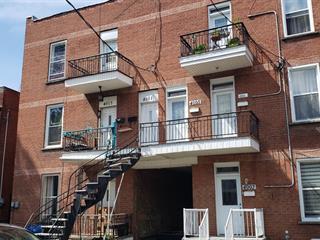 Triplex for sale in Montréal (Verdun/Île-des-Soeurs), Montréal (Island), 4009 - 4013, Rue  Evelyn, 14343309 - Centris.ca