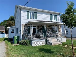 Duplex for sale in Montmagny, Chaudière-Appalaches, 49Z - 51Z, Rue de la Station, 12636062 - Centris.ca