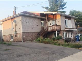 Duplex for sale in Saint-Jérôme, Laurentides, 307 - 307A, Rue des Pins, 9218939 - Centris.ca