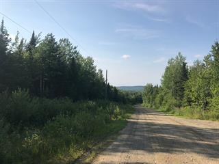 Terrain à vendre à Notre-Dame-des-Bois, Estrie, 47, Chemin  Madeleine, 16803323 - Centris.ca