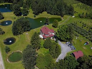 Hobby farm for sale in Saint-Romain, Estrie, 110, 1er Rang, 13812417 - Centris.ca