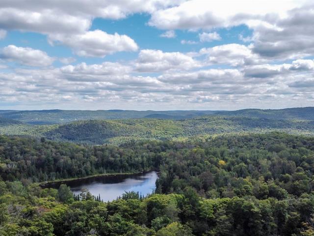 Terre à vendre à Saint-Adolphe-d'Howard, Laurentides, Chemin  Indian, 12051347 - Centris.ca