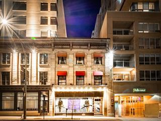 Bâtisse commerciale à vendre à Montréal (Ville-Marie), Montréal (Île), 1019Z, Rue  De Bleury, 21987168 - Centris.ca