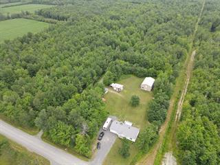 Hobby farm for sale in Notre-Dame-du-Bon-Conseil - Paroisse, Centre-du-Québec, 1475Z, 9e rg de Simpson, 22746401 - Centris.ca