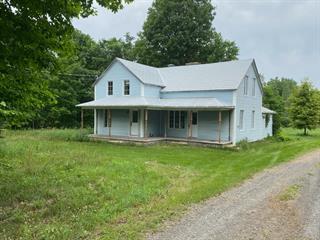 Maison à vendre à Hinchinbrooke, Montérégie, 1077Z, Chemin de la 1re-Concession, 15684657 - Centris.ca