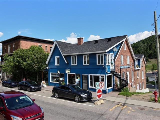 Immeuble à revenus à vendre à La Malbaie, Capitale-Nationale, 279 - 297, Rue  Saint-Étienne, 15021159 - Centris.ca