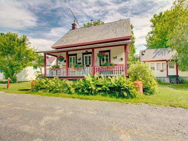 Maison à vendre à Sainte-Anne-de-Sorel, Montérégie, 140, Chemin de l'Île-d'Embarras, 18284469 - Centris.ca
