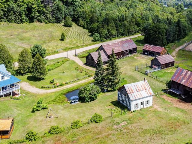 Fermette à vendre à Harrington, Laurentides, 200, Chemin  Johnson, 16147867 - Centris.ca