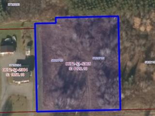 Terrain à vendre à Notre-Dame-du-Nord, Abitibi-Témiscamingue, 41, 3e Rang Est, 13976354 - Centris.ca