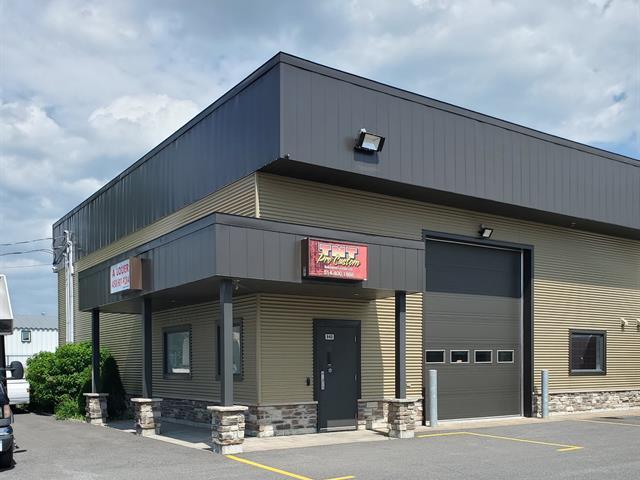 Local industriel à louer à Sainte-Hélène-de-Bagot, Montérégie, 840, Rue  Paul-Lussier, 25873534 - Centris.ca