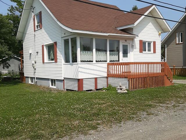 Maison à vendre à Cap-Chat, Gaspésie/Îles-de-la-Madeleine, 92, Rue des Fonds, 11634518 - Centris.ca