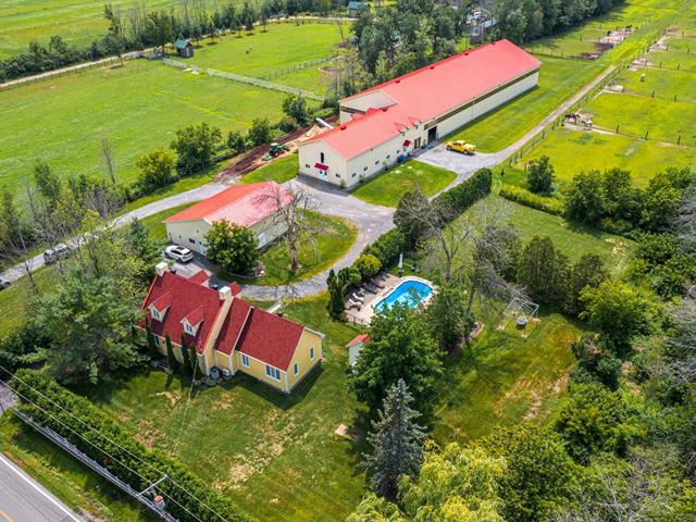 Hobby farm for sale in Saint-Lazare, Montérégie, 1906, Chemin  Saint-Louis, 17193415 - Centris.ca