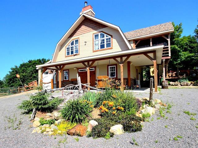 Fermette à vendre à Lac-Saguay, Laurentides, 25Z, Chemin de la Source, 27011107 - Centris.ca