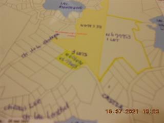 Terre à vendre à Brownsburg-Chatham, Laurentides, Chemin du Castor, 15761135 - Centris.ca