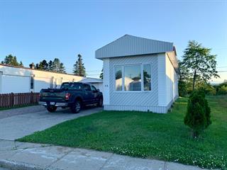 Mobile home for sale in Sept-Îles, Côte-Nord, 55, Rue des Épinettes, 26410977 - Centris.ca
