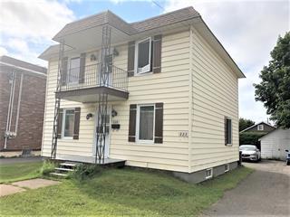 Duplex for sale in Saint-Jérôme, Laurentides, 220 - 222, Rue  Scott, 13480568 - Centris.ca