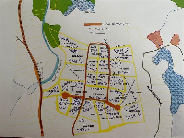 Terrain à vendre à Harrington, Laurentides, Chemin des Champignons, 23003338 - Centris.ca