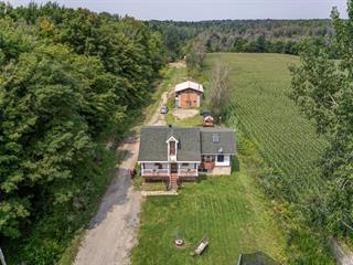 Fermette à vendre à Saint-Jude, Montérégie, 205, Rang  Salvail Sud, 14398270 - Centris.ca