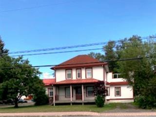 Bâtisse commerciale à vendre à Amqui, Bas-Saint-Laurent, 256, boulevard  Saint-Benoit Ouest, 23475298 - Centris.ca