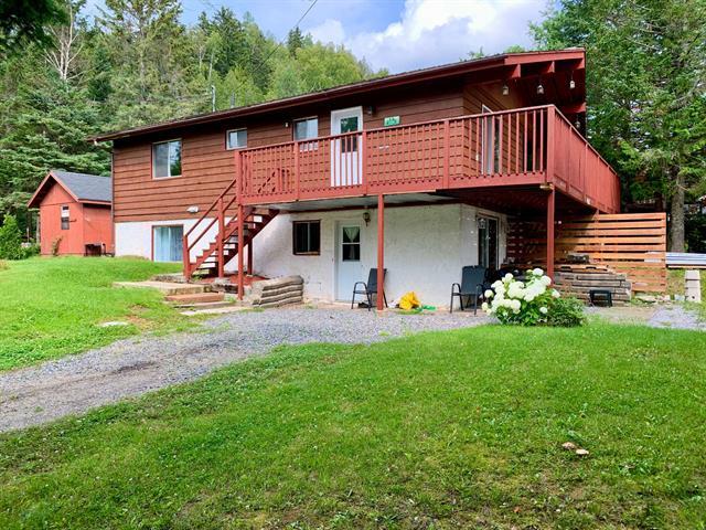 Duplex à vendre à Saint-Adolphe-d'Howard, Laurentides, 2585 - 2587, Chemin  H.-Lajeunesse, 25976722 - Centris.ca