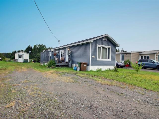 Maison mobile à vendre à Saint-Alexandre-de-Kamouraska, Bas-Saint-Laurent, 551, Route  289, 16992950 - Centris.ca