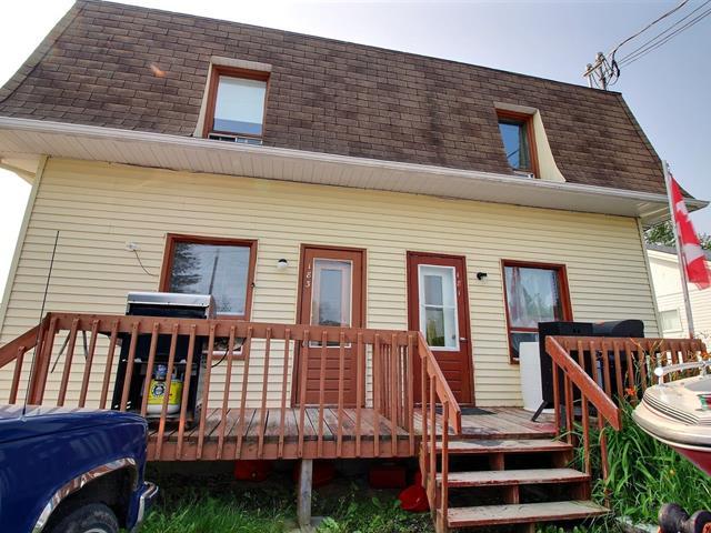 Duplex à vendre à Sainte-Germaine-Boulé, Abitibi-Témiscamingue, 181 - 183, Rue de la Montagne, 22401242 - Centris.ca