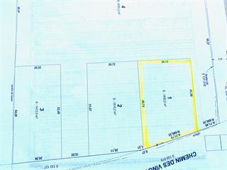 Lot for sale in Saint-Mathieu-de-Beloeil, Montérégie, Chemin des Vingt, 23511960 - Centris.ca