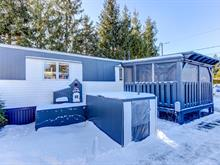 Mobile home for sale in Shawinigan, Mauricie, 1050, Rue  Alida-Désilets, 24132293 - Centris.ca