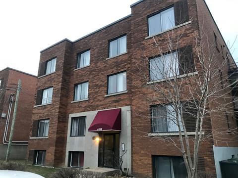 Condo / Appartement à louer à Côte-des-Neiges/Notre-Dame-de-Grâce (Montréal), Montréal (Île), 4515, boulevard  Grand, app. 7, 24661075 - Centris.ca