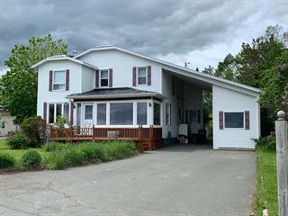 Maison à vendre à Maria, Gaspésie/Îles-de-la-Madeleine, 401, boulevard  Perron, 10322879 - Centris.ca