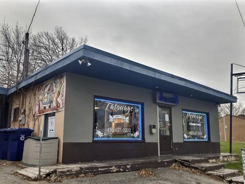 Lot for sale in Laval (Laval-Ouest), Laval, 5048Z, boulevard  Sainte-Rose, 17862501 - Centris.ca