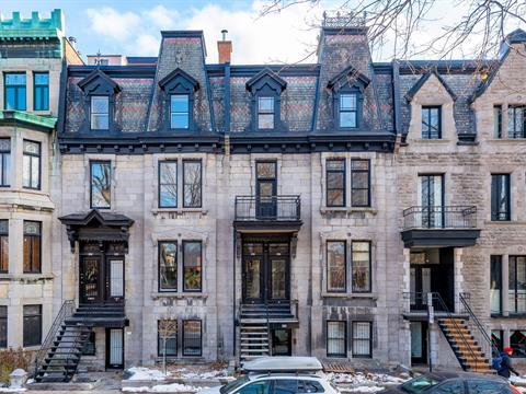 Condo / Apartment for rent in Montréal (Le Plateau-Mont-Royal), Montréal (Island), 268, Rue du Square-Saint-Louis, 16789945 - Centris.ca