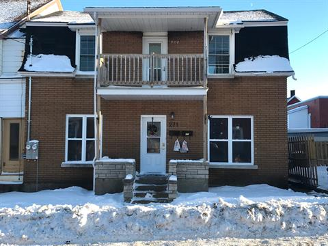 Duplex for sale in Shawinigan, Mauricie, 271 - 273, 5e Avenue, 27642718 - Centris.ca