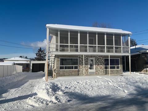 Triplex à vendre à La Tuque, Mauricie, 463 - 465A, Rue du Coteau, 9687995 - Centris.ca