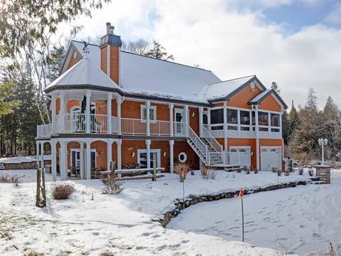 Maison à vendre à Amherst, Laurentides, 401 - 405, Chemin  Jos-Millette, 17749255 - Centris.ca