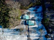 Fermette à vendre à Saint-Bernard-de-Lacolle, Montérégie, 127Z, Montée  Henrysburg, 25596555 - Centris.ca