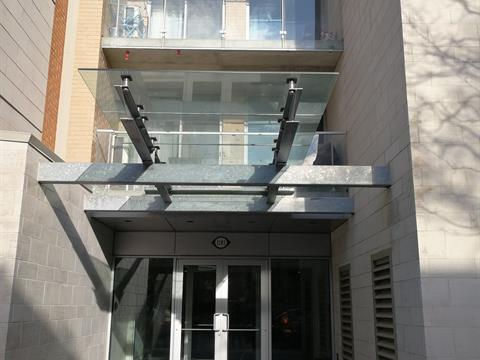Condo / Apartment for rent in Montréal (Ville-Marie), Montréal (Island), 1181, Rue  Bishop, apt. 808, 14906021 - Centris.ca