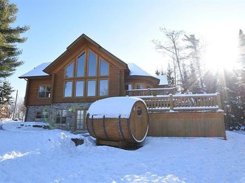 Cottage for sale in Mille-Isles, Laurentides, 3, Chemin de l'Aigle, 27676958 - Centris.ca