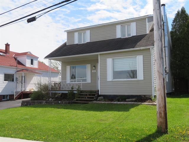 Maison à vendre à Alma, Saguenay/Lac-Saint-Jean, 325, Côte du Collège, 10161088 - Centris.ca