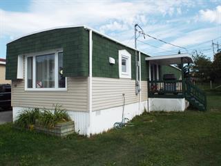 Mobile home for sale in Saint-Anaclet-de-Lessard, Bas-Saint-Laurent, 469, 3e Rang Ouest, apt. 18, 22548805 - Centris.ca