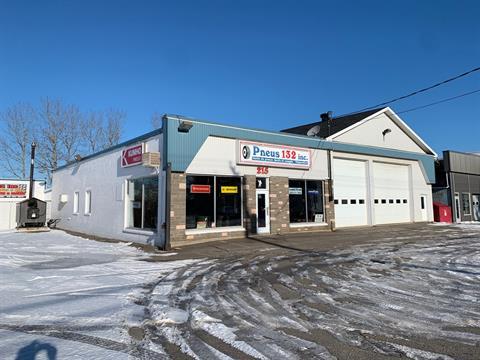 Bâtisse commerciale à vendre à Trois-Pistoles, Bas-Saint-Laurent, 215, Rue  Notre-Dame Ouest, 20069669 - Centris.ca