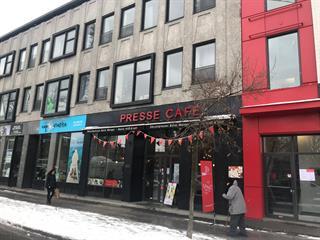 Local commercial à vendre à Montréal (Rosemont/La Petite-Patrie), Montréal (Île), 7172, boulevard  Saint-Laurent, 21616576 - Centris.ca