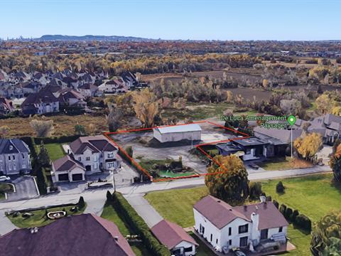 Lot for sale in Laval (Duvernay), Laval, 3344B, Rang du Haut-Saint-François, 24978836 - Centris.ca