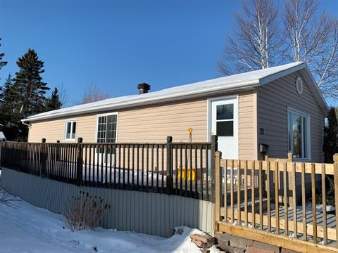 Mobile home for sale in Saguenay (Chicoutimi), Saguenay/Lac-Saint-Jean, 83, Place des Copains, 24546661 - Centris.ca