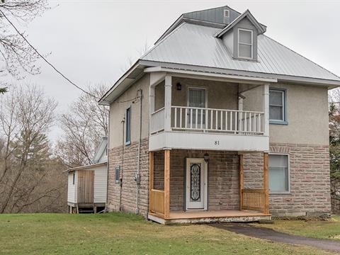 Maison à vendre à Campbell's Bay, Outaouais, 81, Rue  Leslie, 23926044 - Centris.ca